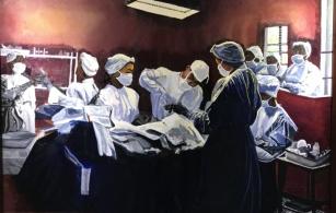 Saint Agnes Operating Room web