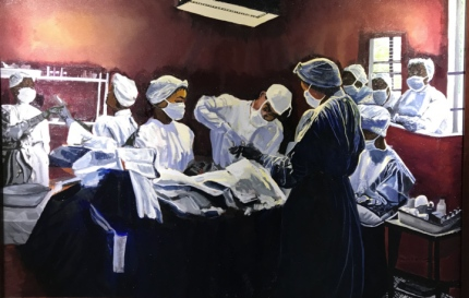 Saint Agnes Operating Room web