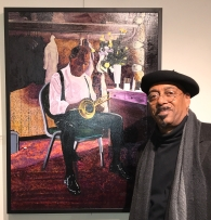 Wade H. Williams, Artist-at-Large